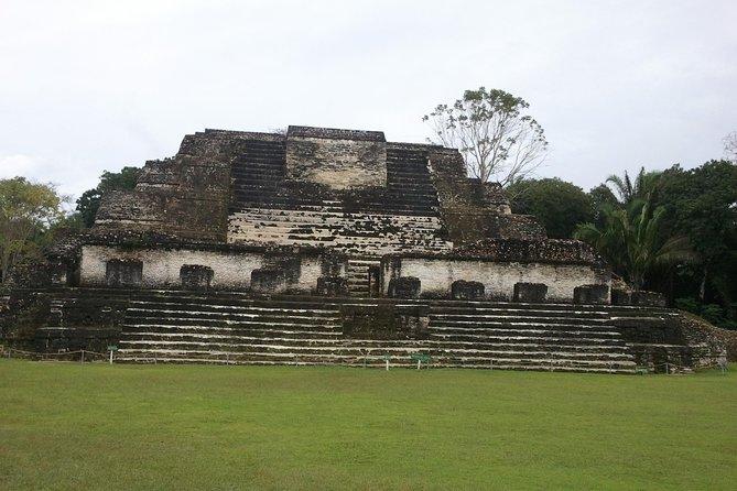 Altun-Ha Maya Site & Baboon Sanctuary Day Trip from San Ignacio