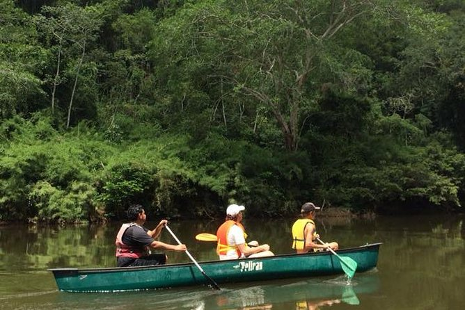 Private Sun Set Canoeing from San Ignacio
