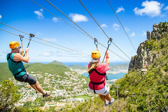 Sky Explorer and Sentry Hill Zip Line Adventure