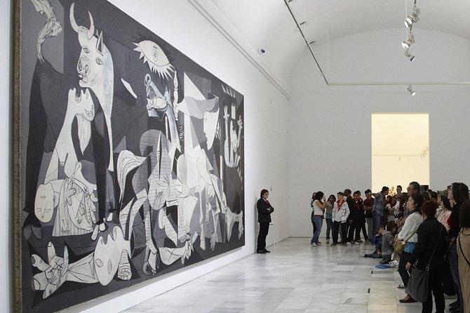 Skip-the-line Reina Sofia Museum Madrid Guided Tour - Private Tour