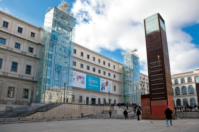 Skip-the-line Prado Museum & Reina Sofia Museum Tour - Semi-Private 8ppl Max
