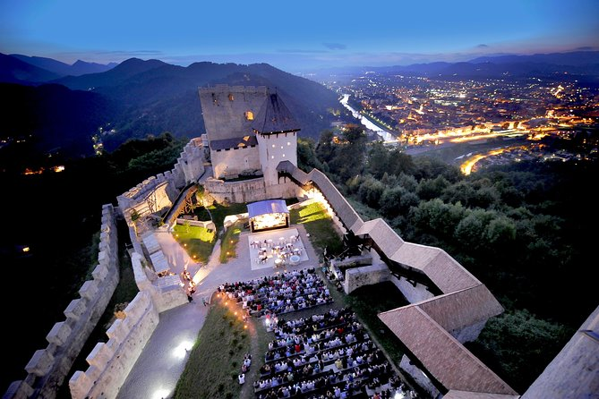 Skip the Line: Celje Castle Entrance Ticket