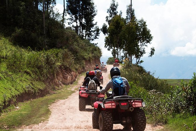 ATV Tour to Moray, Maras and Salt Flat in the Sacred Valley from Cusco