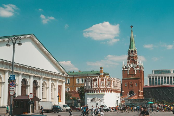 Moscow Highlights and Hidden Gems with Private Expert Guide