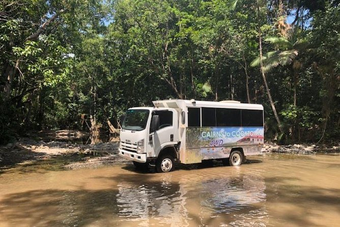 Cairns To Cooktown 4WD Tour photo 6
