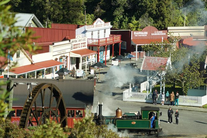 Explore Shantytown Heritage Park & Gold Panning