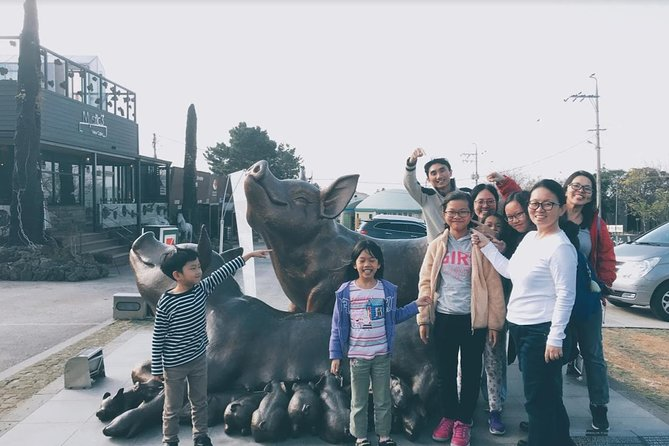 Jeju Island Private Half day tour:West attraction only