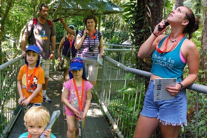 Skip the Line: Daintree Discovery Centre Family Pass Ticket
