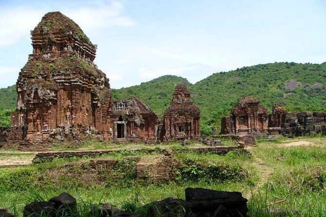 My Son Holly Land & Hoi An Ancient Town Full Day Tour