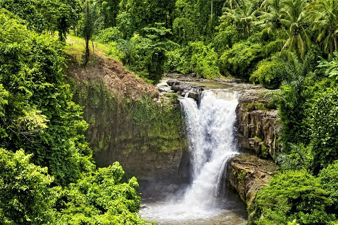 Bali Waterfalls Tour: Tibumana, Tukad Cepung and Tegenungan