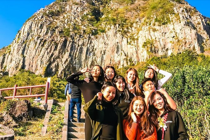 Jeju Island Private Half day tour: South attractions only