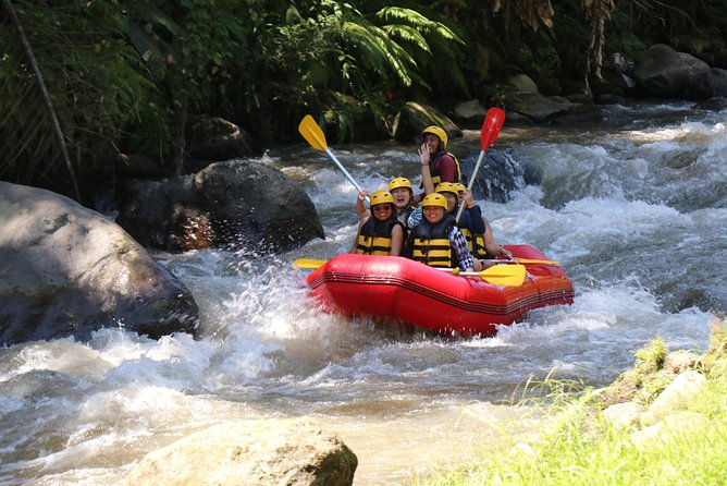 Bali White Water Rafting All Inclusive With Transportation and Lunch photo 35