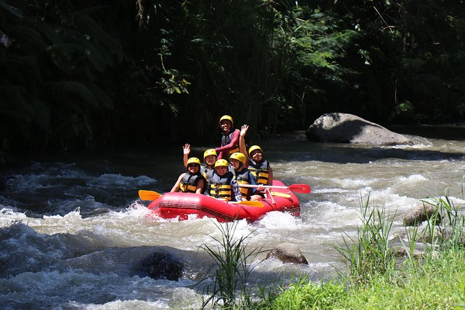 Bali White Water Rafting All Inclusive With Transportation and Lunch photo 19