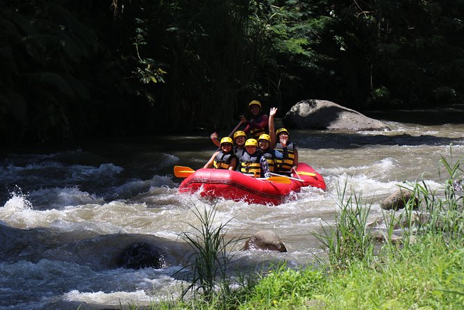 Bali White Water Rafting All Inclusive With Transportation and Lunch photo 37
