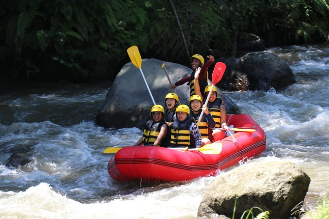 Bali White Water Rafting All Inclusive With Transportation and Lunch photo 15