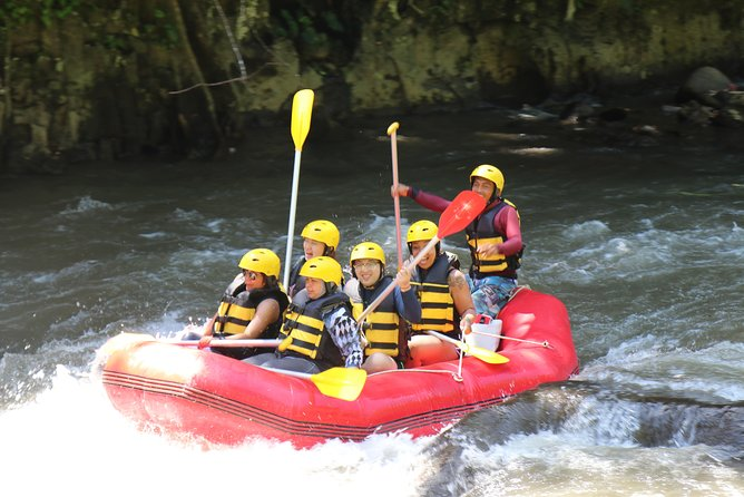 Bali White Water Rafting All Inclusive With Transportation and Lunch photo 33