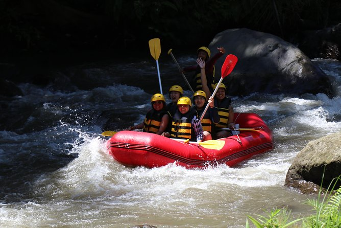 Bali White Water Rafting All Inclusive With Transportation and Lunch photo 29