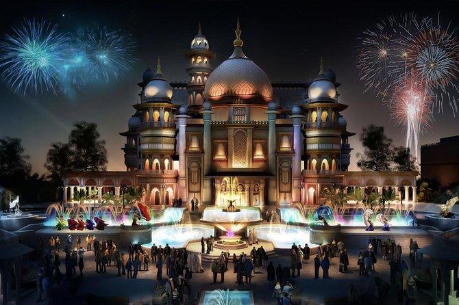 Dubai Parks and Resorts (2 parcs en une journée)
