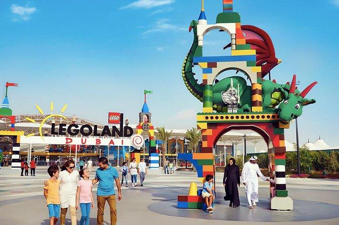 Parc d'attractions Legoland