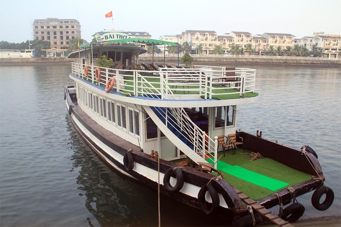 Halong Bay Full Day Tours:Thien Cung & Dau Go Cave - Kayaking or Bamboo Boat