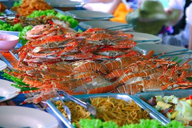 Phuket - Phang Nga Bay Seafood Dinner by Big Boat