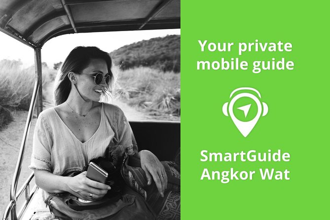 Angkor Wat - Self-guided Walking Tours with an audioguide app photo 6