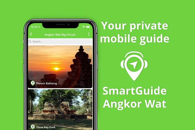 Angkor Wat - Self-guided Walking Tours with an audioguide app photo 3