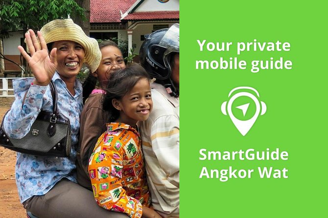 Angkor Wat - Self-guided Walking Tours with an audioguide app photo 4