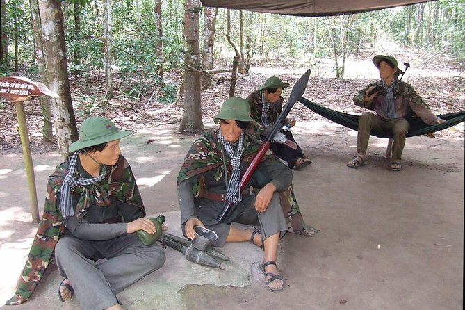 Private Ho Chi Minh City And Cu Chi Tunnels Full- Day Tour photo 3
