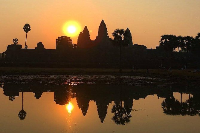 3Days/2Night Siem Reap , Angkor Complete (Hotel + Tour+Foods)