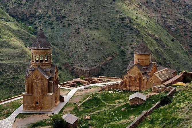 The Taste and Smell of Armenia / 10 days