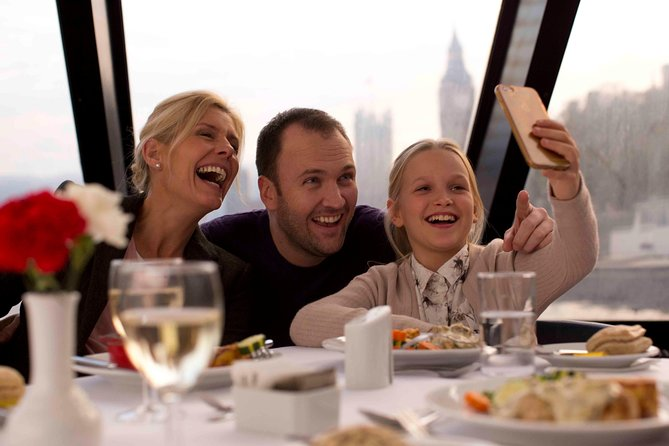 Thames Lunch Cruise with 2-Course Meal