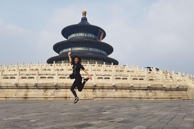 Beijing Private Layover Guided Tour to Great Wall & Temple of Heaven