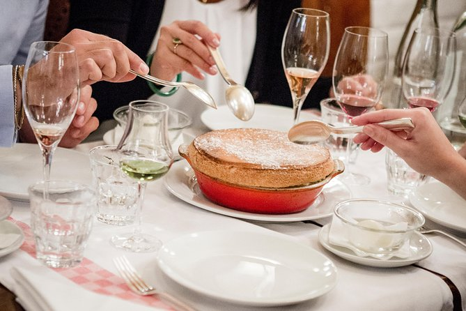 Bouchon Restaurant Dining Experience at Aux Lyonnais by Alain Ducasse photo 2