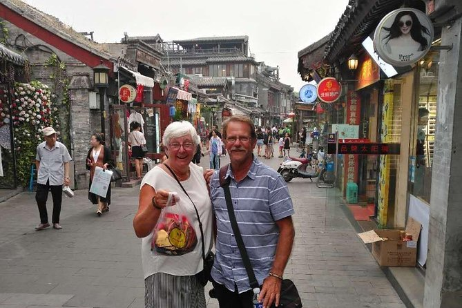 Beijing Private Layover Guided Tour to Great Wall & Old Beijing Hutong