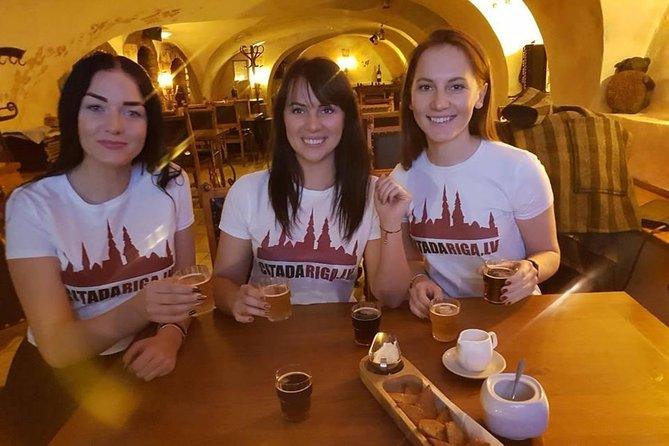 Latvian Beer Tour & Tasting
