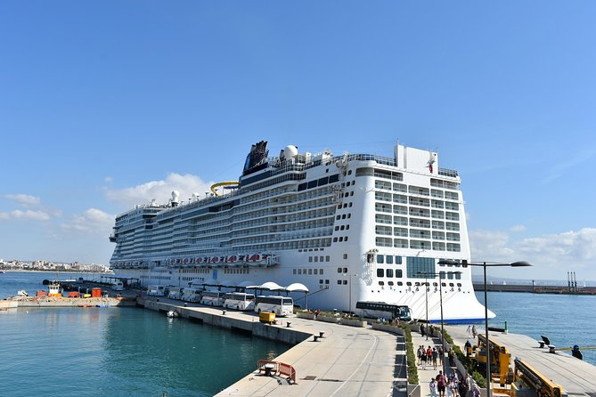 Rome in a Day for Cruise Ship Passengers