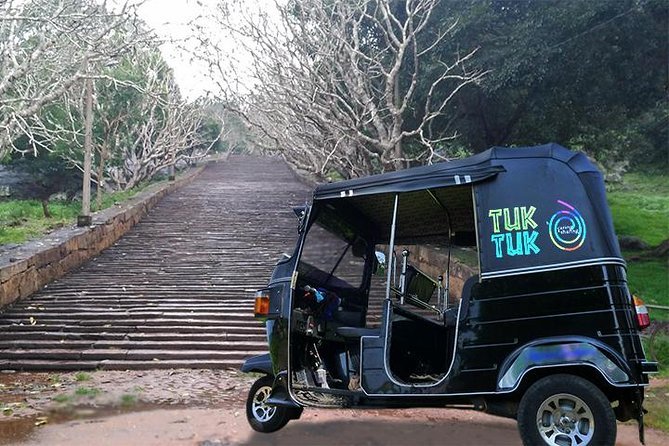 Tuk Tuk tour to Mihintale at Anuradhapura