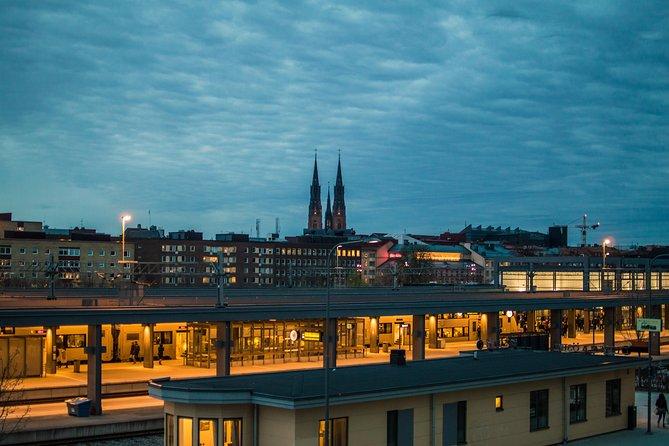 Explorez Uppsala à Stockholm