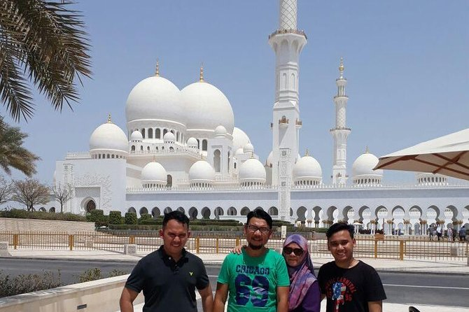 Abu Dhabi Stopover Tour from Abu Dhabi Airport photo 3