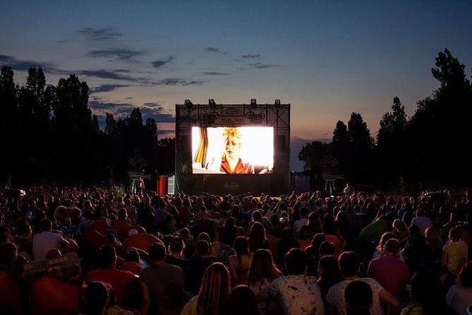 Outdoor Cinema - Enjoy Athens under the Stars