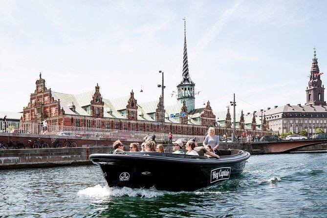 Copenhagen Canal Tour - Exploring Hidden Gems