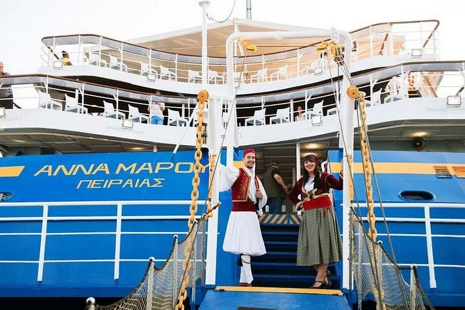 3 Island Cruise (Hydra-Poros-Aegina)