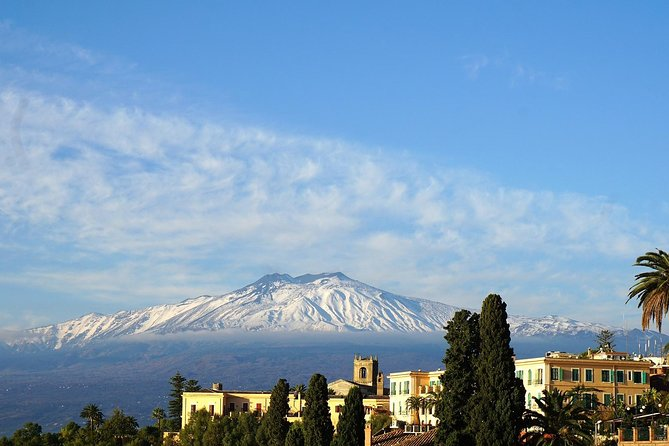 Etna 2000 half-day private tour from Taormina