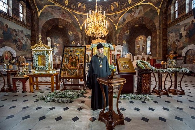 Pechersk Lavra Monastery Private Tour photo 1