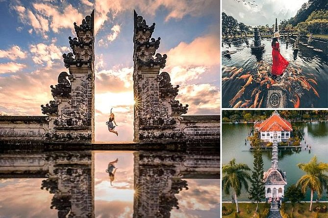 Gate of Heaven (Lempuyang) - Water Palace - Virgin Beach - FREE Wi-Fi