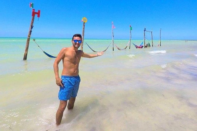 Holbox & Isla pasion Tour (2 islands & 1 cenote )
