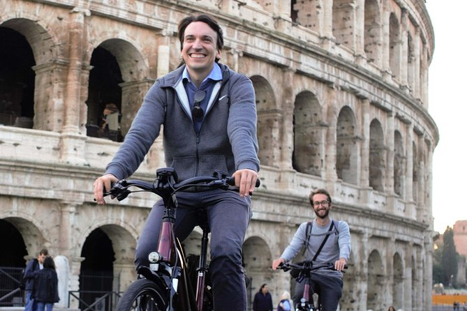Rome City E-Bike Tour