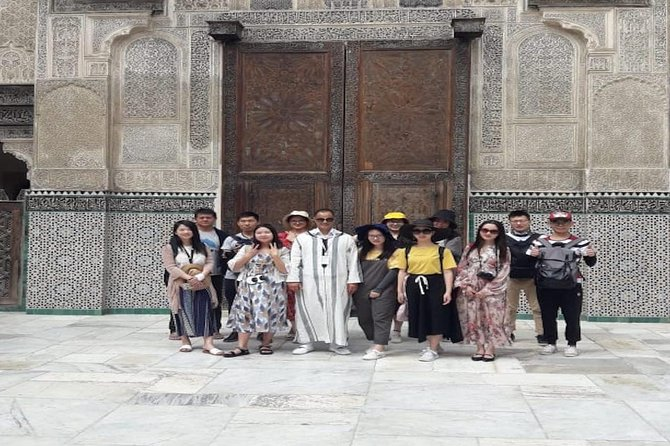 Fez medina guided tour