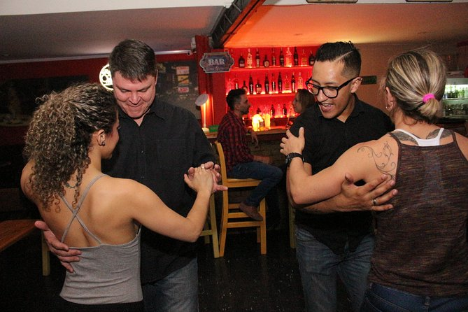 Tour to the best Salsa Clubs of Bogota